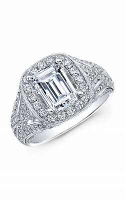 Natalie K Renaissance Collection Engagement Ring NK31548-18W product image