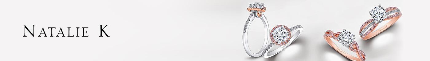 Natalie K Engagement Rings