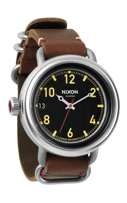 Nixon The October Leather Watch A279-019