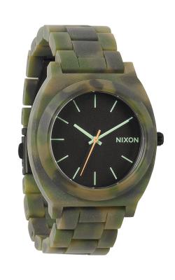 Nixon The Time Teller Acetate Watch A327-1428