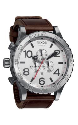 Nixon The 51-30 Chrono Leather Watch A124-1113