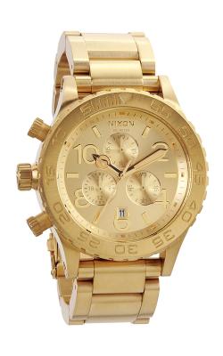 Nixon The 42-20 Chrono Watch A037-502
