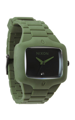 Nixon The Rubber Player Watch A139-1042