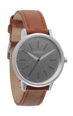 Nixon The Kensington Leather Watch A108-747
