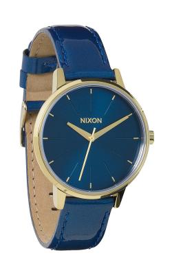 Nixon The Kensington Leather Watch A108-1395