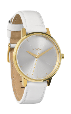 Nixon The Kensington Leather Watch A108-1393