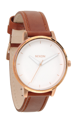 Nixon The Kensington Leather Watch A108-1045