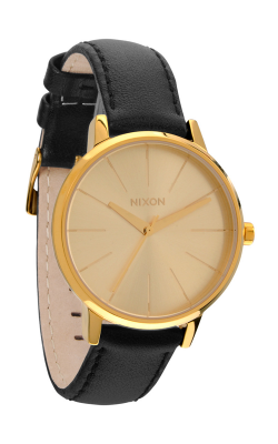 Nixon The Kensington Leather Watch A108-501