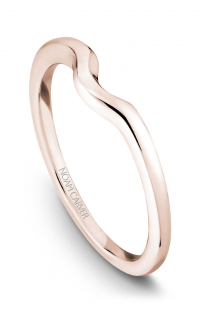 Noam Carver Wedding Bands B002-02RB