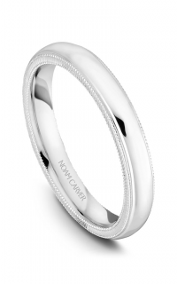 Noam Carver Wedding Bands B014-03B