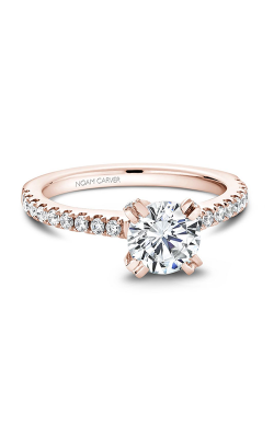 Noam Carver Modern Engagement Ring B002-01RA product image