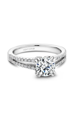 Noam Carver Modern Engagement ring B002-03A product image