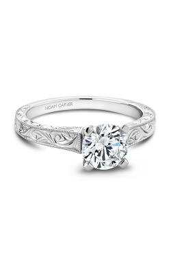 Noam Carver Vintage Engagement Ring B006-03WME product image