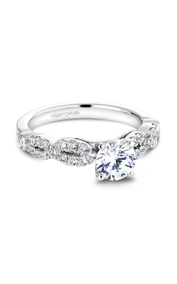 Noam Carver Vintage Engagement Ring B046-01A product image