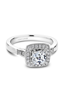 Noam Carver Vintage Engagement Ring B067-01A product image