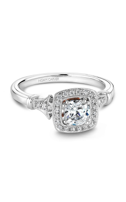 Noam Carver Vintage Engagement Ring B076-01A product image