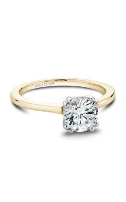 Noam Carver Classic Engagement Ring B004-04YWA product image