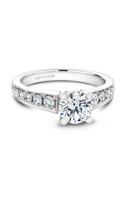 Noam Carver Classic Engagement Ring B006-02A product image