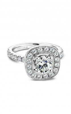 Noam Carver Classic Engagement Ring B011-01A product image