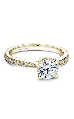 Noam Carver Solitaire Engagement Ring B018-02YM product image