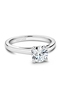 Noam Carver Classic Engagement Ring B036-02A product image