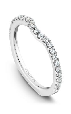 Noam Carver Wedding Band B001-01B product image