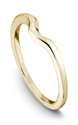 Noam Carver Wedding Band B004-04YB product image