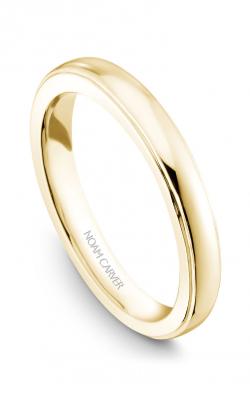 Noam Carver Wedding Bands B026-01YB product image