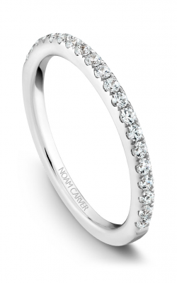 Noam Carver Wedding Band B027-02B product image