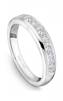Noam Carver Wedding Bands B033-01B product image