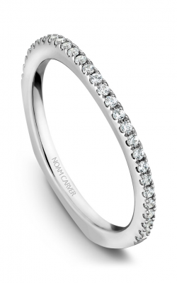 Noam Carver Wedding Bands B035-01B product image