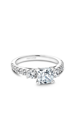 Noam Carver 3 Stone Engagement Ring B205-01A product image