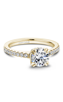 Noam Carver Solitaire Engagement Ring B009-01YM product image