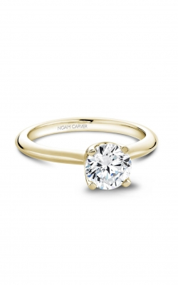 Noam Carver Classic Engagement Ring B027-01YA product image