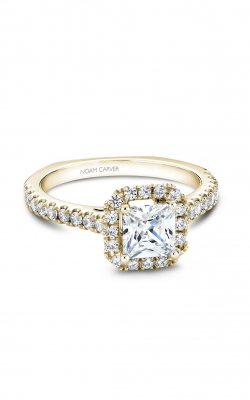 Noam Carver Modern Engagement Ring B034-02YA product image