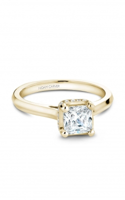 Noam Carver Classic Engagement Ring B041-01YA product image