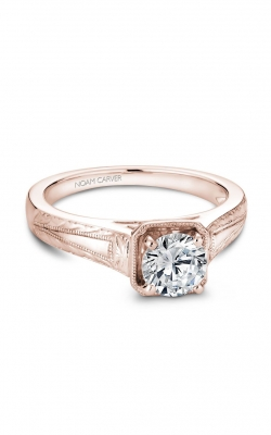 Noam Carver Classic Engagement Ring B078-01RA product image