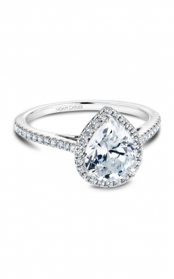 Noam Carver Fancy Engagement ring B094-04A product image