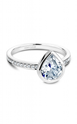 Noam Carver Fancy Engagement Ring B095-08A product image