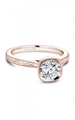 Noam Carver Classic Engagement Ring B140-13REA product image