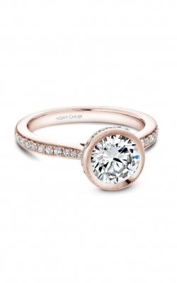 Noam Carver Classic Engagement Ring B141-12RA product image