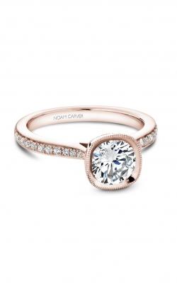 Noam Carver Classic Engagement Ring B141-13RA product image