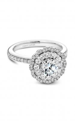 Noam Carver  Flora Engagement Ring B141-16WM product image