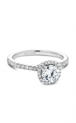 Noam Carver Classic Engagement Ring B142-06A product image