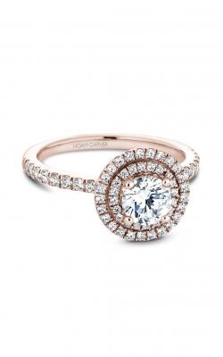 Noam Carver Classic Engagement Ring B142-07RA product image