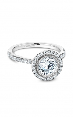 Noam Carver Classic Engagement Ring B142-15A product image