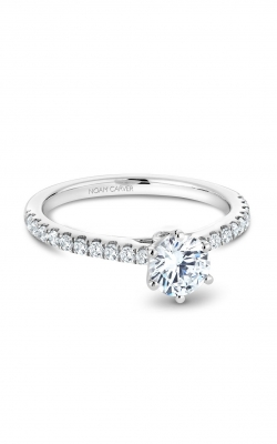 Noam Carver Classic Engagement Ring B142-17A product image