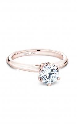 Noam Carver Classic Engagement Ring B143-17RA product image