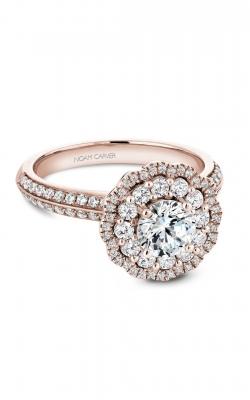 Noam Carver Classic Engagement Ring B144-16RA product image