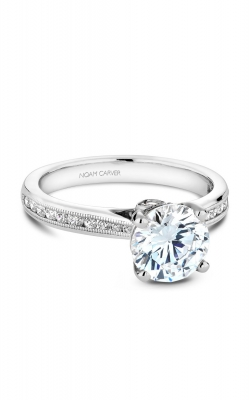 Noam Carver Classic Engagement Ring B145-02A product image